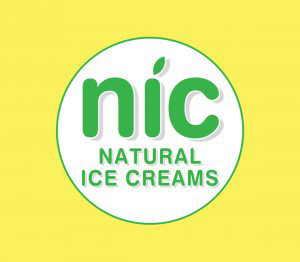 Nic Natural Ice creams as 100% natural...